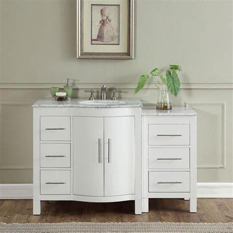 modern single bathroom vanity espresso   sink