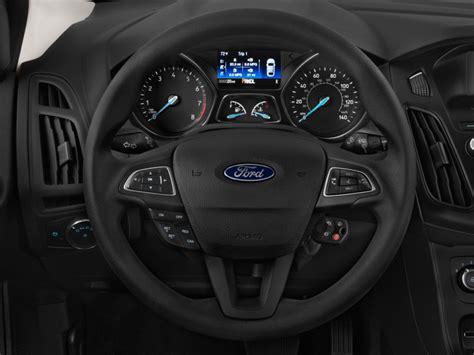 Electric Sedans 2016 by Image 2016 Ford Focus 4 Door Sedan Se Steering Wheel