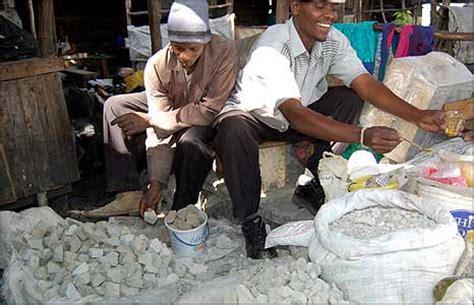 bbc news africa  kenyan women crave stones