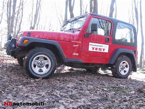 jeep wrangler  sport youtube