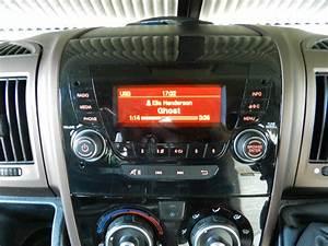 Fiat Ducato Radio Camper Mode
