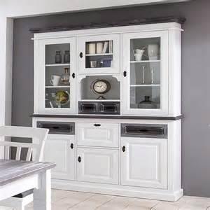 wohnideen in grau küchenbuffet ancona im landhausstil aus fichte pharao24 de