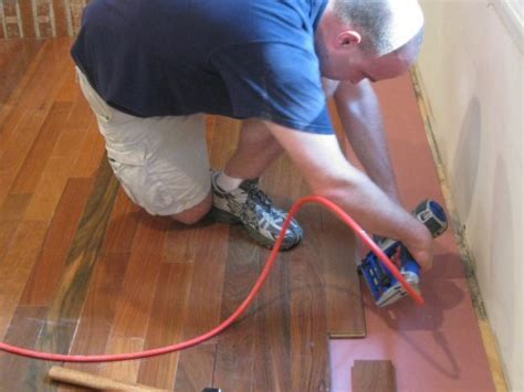 What is Blind Nailing in Hardwood Floor Installations