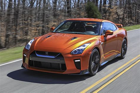 2017 Nissan Gt R Godzilla Gets Another Update More Power