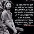Famous Jim Morrison Quotes You Don't Know