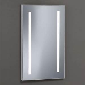 miroir miroir lumineux With miroir chauffant salle de bain