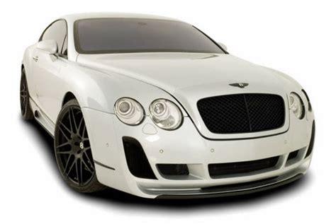 Gambar Mobil Gambar Mobilbentley Continental by Mobil Bentley Warna Putih Mobil Dan Motor