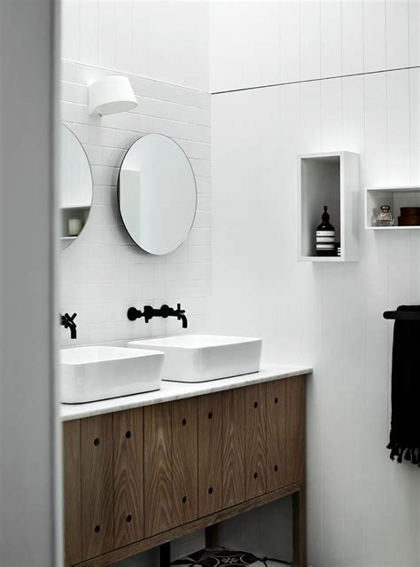 5 bathroom mirror ideas for a vanity contemporist