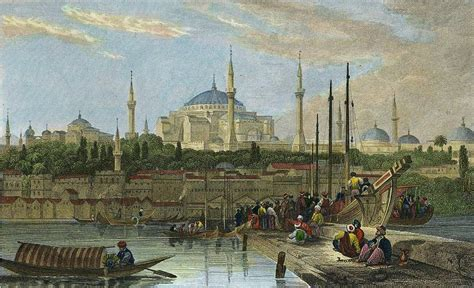 Ottomans Capture Constantinople by Constantinople Beyond Foreignness