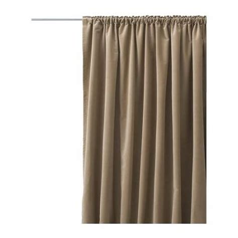 ikea curtains window drapes sanela 55x98 2panels velvet
