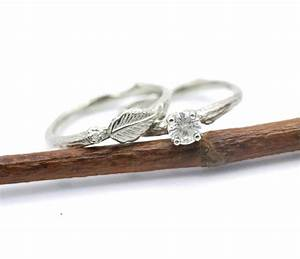 pinterest With earthy wedding rings