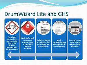 drum wizard lite ghs labeling software With ghs label software