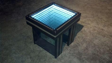 Infinity Mirror Led Desk Hostgarcia