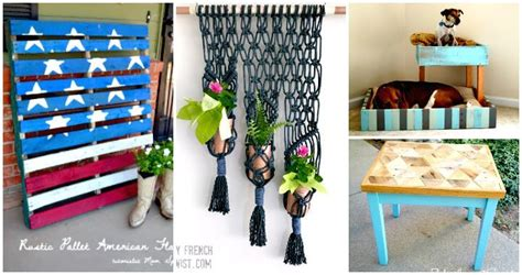 Diy Home Decor Projects Cheap by 40 Diy Home Decor Projects On A Cheap Budget Diy Crafts