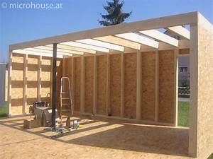 plan pour fabriquer un abri de jardin en bois 1 ext With amenagement exterieur terrasse maison 15 maison en bois les cabanes dolivier cabane en bois