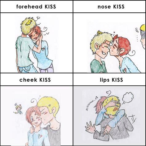 Just Kiss Meme - strange geritapru kiss meme by just agu on deviantart