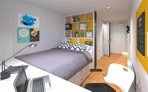 Student Accommodations In York-student Castle