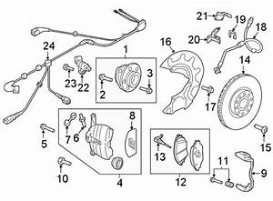 5g0927903am  R  Suspension  Brake