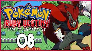 Pokemon Ruby Destiny 3 Life Of Guardians Part 8 Saving The