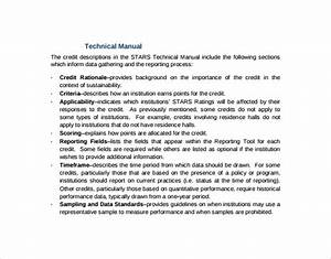 8 Technical Manual Templates To Download