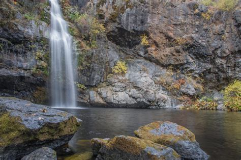 Potem Creek Falls Secret Waterfall Northern California