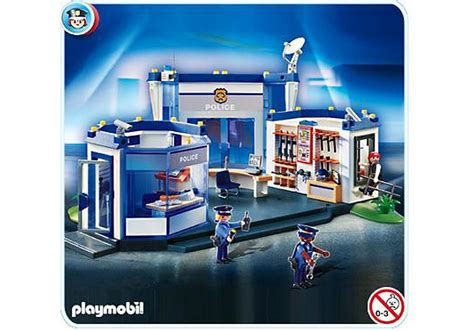 commissariat de police   playmobil france
