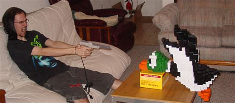 Brid 3d Duck Hunt Model In Real Life