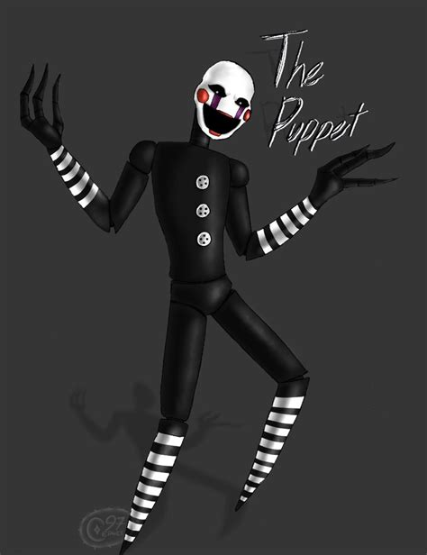 the puppet by cephei97 deviantart on deviantart five nights at freddys the
