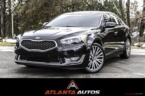 Used Kia Atlanta by Used 2014 Kia Cadenza Premium For Sale 16 999 Atlanta