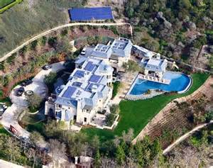 bill gates home interior tom brady gisele s mega mansion completed an aerial