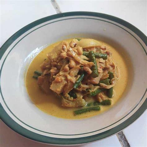 700 ml santan ( 200 ml santan instan+air sampai dengan 700 ml). Resep Sayur Nangka Muda Kuah Santan Pedas dari Nica ardina rahma | Yummy.co.id