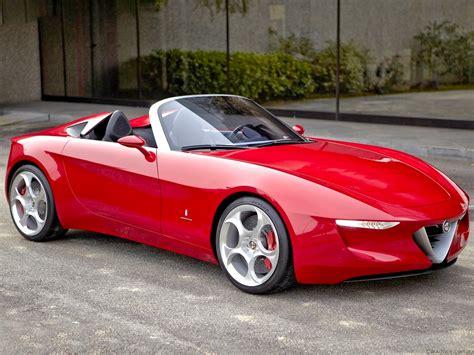 Alfa Romeo Spider 2015, Alfa Romeo Convertible Top