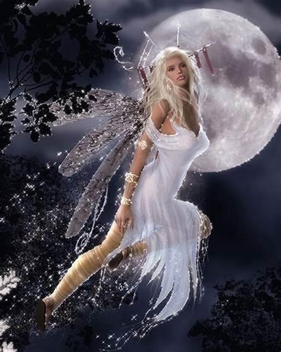 Glitter Angel Angels Animated Graphics Gifs Fairies