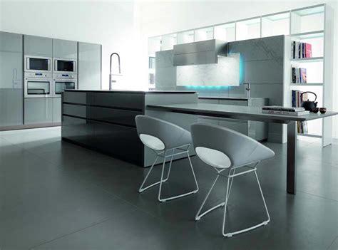 decoration cuisine design une cuisine design futuriste vue par les yeux des cuisinistes d aujourd hui design feria
