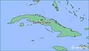 Where is Santa Clara, Cuba? / Santa Clara, Villa Clara Map ...