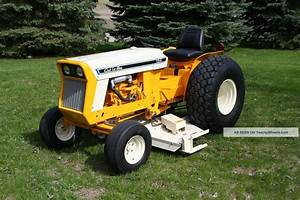Completely Reconditioned Ih Cub 154 Lo
