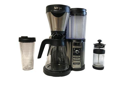 Walmart keurig k cup k10 mini plus brewer coffee maker keurig mini purple kitchen keurig. Refurbished Ninja Coffee Bar Auto-IQ CF080Q Coffee Maker with 4 Brew Sizes Pod Free (Certified ...