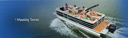 Pontoon Boats Largest Sylvan Boat Pontoons Selection