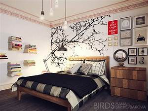 Modern bedroom ideas for Modern bedroom decor