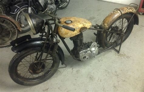 Early Motorcycle Manufacturer