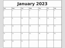 April 2023 Calendars Free
