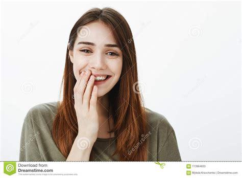 Girl Likes Communicating Enjoying Great Conversation