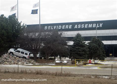 Chrysler Plant Belvidere Il by Marathon Pundit Union And Chrysler Deal Would Move Nearly