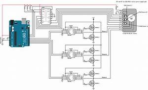 Sensored Brushless Dc Motor Control With Arduino