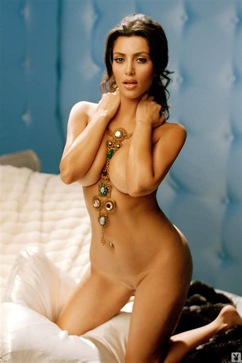 Kim Kardashian Nude Pics All In One Place Xossip