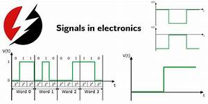 Signals In Electronics