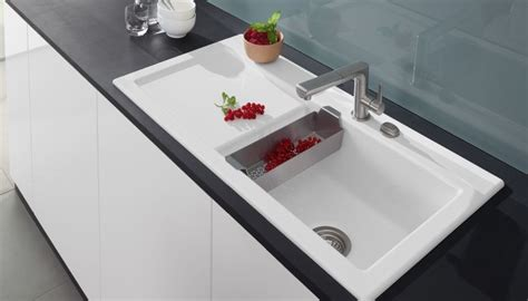 Küchenarmatur Villeroy Und Boch by K 252 Chenarmatur Sorano Shower In Edelstahl Massiv Matt
