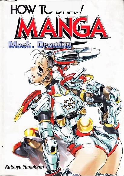 Draw Manga Drawing Mecha Mech Books Robots