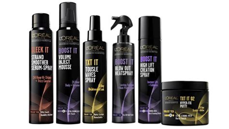 free hair styling products free l oreal advanced hair care styling products at target 2994