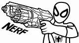 Nerf Coloring Gun Drawing Printable Boys Clipart Guns Colouring Sheets Wonderful Cool Clipartmag Coloringpagesfortoddlers Boy Getdrawings Getcolorings sketch template